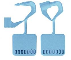 Lacres plásticos tipo cadeado - lacre pratik C