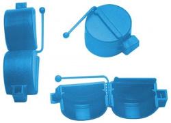 Lacres plásticos para valvulas post-mixer - lacre tampa prix
