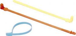 Lacres plásticos de segurança com aperto fixo - lacre bandseal