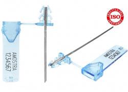 Lacres plásticos de segurança tipo âncora - lacre âncora tik