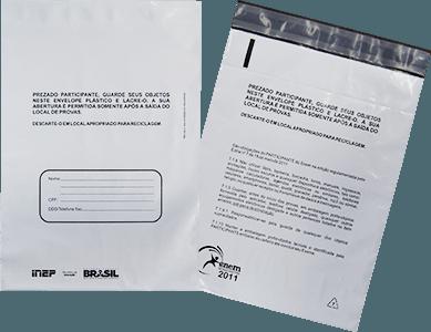 Envelopes de Segurança Adesivo