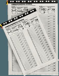 Envelopes de Segurança Reutilizáveis Starlock Plus