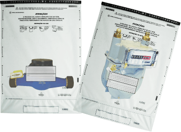 Envelopes de Segurança Envelopes Starlock Medidores