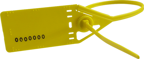 Lacres de Segurança Clipinlock NH