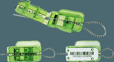 Lacres de Segurança E-Lock